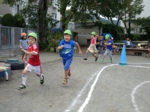 学級の様子~年長組~「運動遊び」